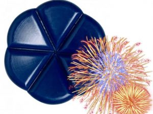 Bolsius wax melt celebrate