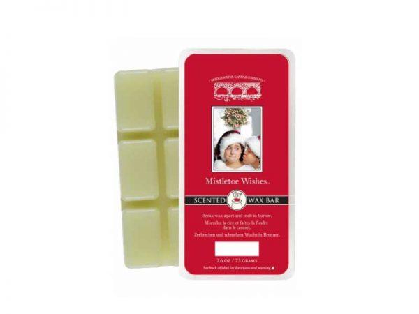 Bridgewater wax bar Mistletoe Wishes