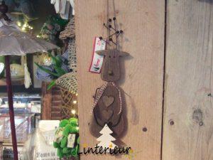 houten elandhanger