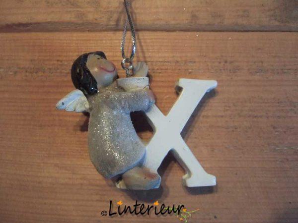 Engel letter X