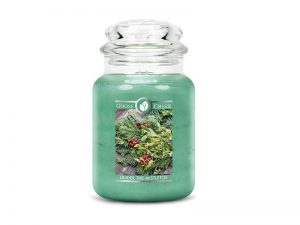 Goose Creek Under the mistletoe 24oz Candle Jar
