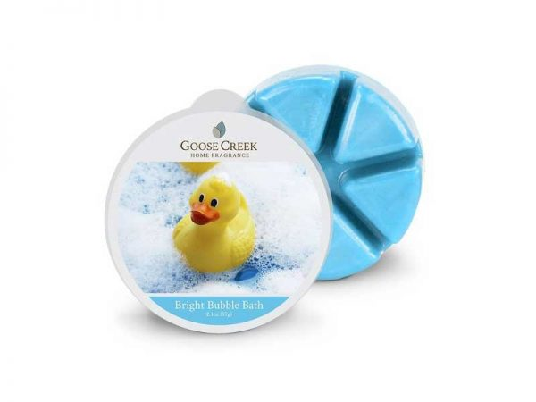 Goose creek Bright Bubble Bath wax melts