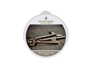 Goose creek Burlwood & Oak Wax melts