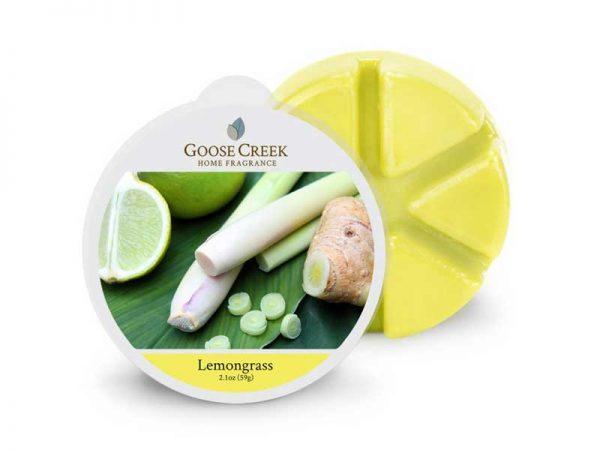 Goose creek Lemongrass wax melts