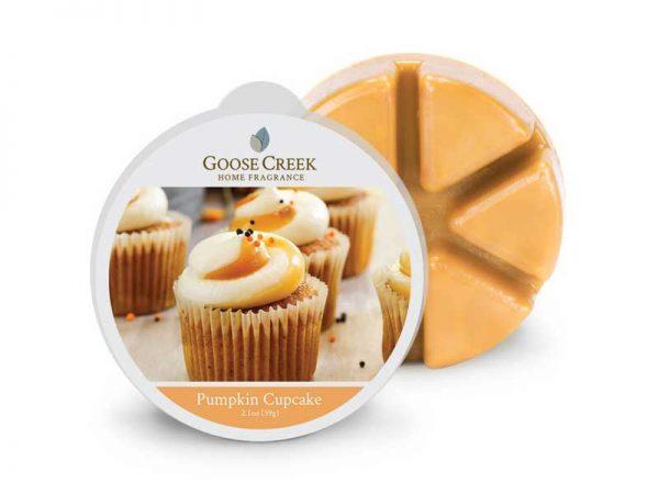 Goose creek Pumpkin Cupcake wax melts
