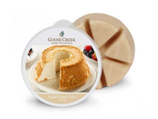 Goose creek angel food cake wax melts