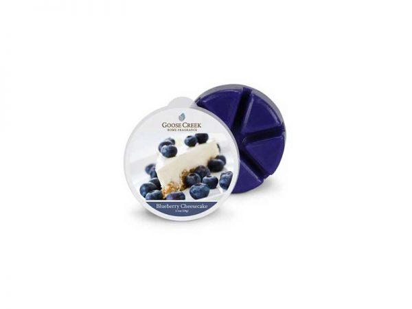 Goose creek blueberry cheesecake wax melts