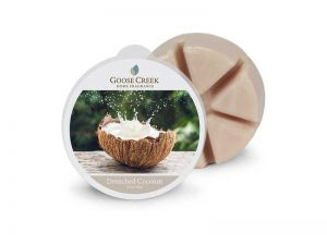 Goose creek Drenched Coconut Wax Melts