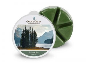 Goose creek Balsam Fir wax melts