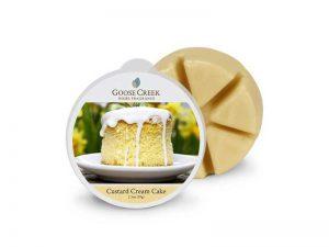 Goose creek Custard Cream Cake wax melts