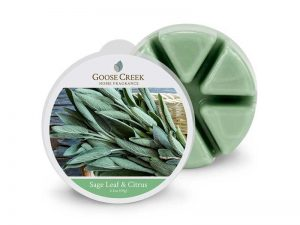 Goose creek Sage Leaf & Citrus wax melts