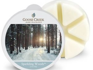 Goose creek sparkling woods wax melts