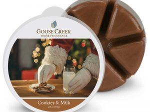 Goose creek cookies and milk wax melts