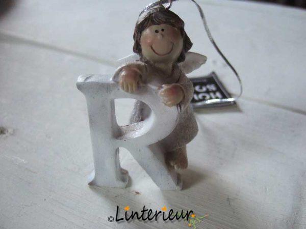 Engel letter R