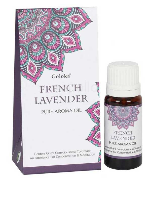 Geurolie goloka French lavender