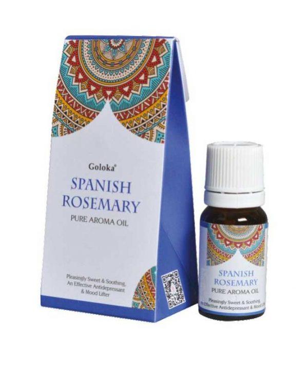 Geurolie goloka spanish rosemary