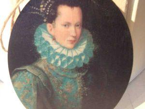 Setje portretten