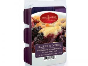 Candle Warmers wax melts Blackberry cobbler 70g