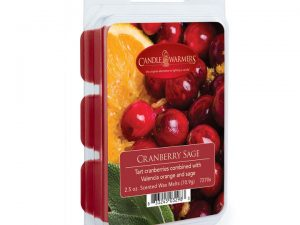 Candle Warmers wax melts Cranberry Sage 70g
