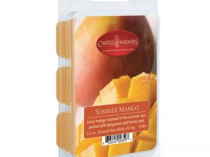 Candle Warmers wax melts Summer mango 70g