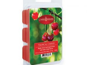 Candle Warmers wax melts Tropical Cherry 70g