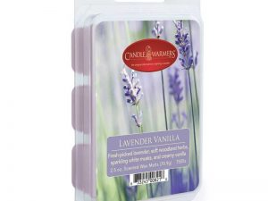 Candle Warmers wax melts lavender vanilla 70g
