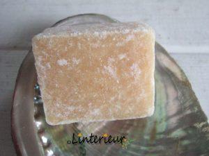 Amberblokje patchouli pure