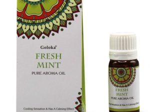 Geurolie goloka fresh mint