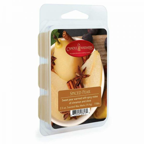Candle Warmers wax melts spiced pear 70g