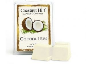 Chestnut hill candles COCONUT KISS