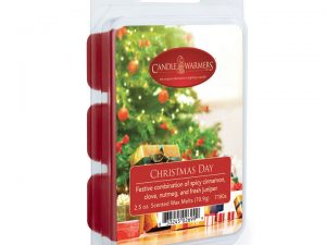 Candle Warmers wax melts christmas day 70g